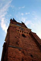 Riddarholmskyrkan (josephzohn   flickr) Tags: stockholm gamlastan kyrka arkitektur tegel riddarholmskyrkan kyrktorn underifrn