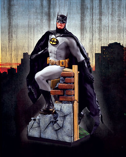 DC Collectibles - BATMAN 1:4 SCALE MUSEUM QUALITY STATUE