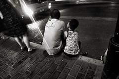 FuTchinDje (kulucphr) Tags: street noir father xian