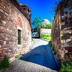 Streets of Zeyrek