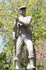 Gettysburg National Military Park - 23rd Pennsylvania Infantry Monument (Itinerant Wanderer) Tags: nps pennsylvania gettysburg nationalparkservice adamscounty americancivilwar