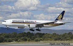 SQ213 (Hayden Lamb Photography) Tags: photography singapore perth airlines sq 777