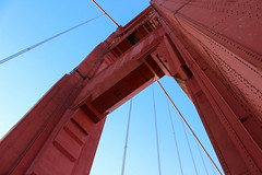 Underneath the Golden Gate Bridge (Aidan R. Smith) Tags: bridge golden gate san francisco