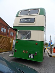 ADX63B Before me at the car park (The original SimonB) Tags: buses suffolk transport may samsung ipswich itm aec 2013 ipswichtransportmuseum ipswichbuses regentv wb150
