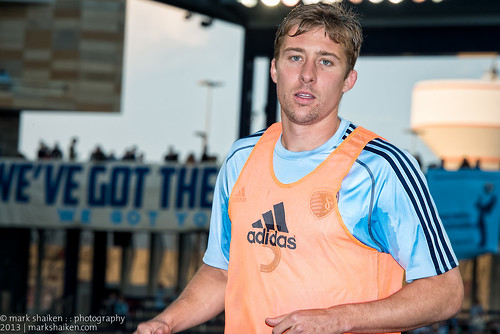 matt besler - sporting kansas city