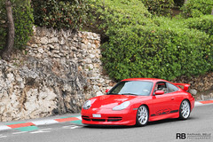 996 GT3 (Raphal Belly) Tags: red paris car de french rouge photography eos hotel riviera photographie 911 casino montecarlo monaco mc belly exotic 7d passion raphael rosso rb supercar spotting supercars 996 gt3 raphal rossa principality poersche