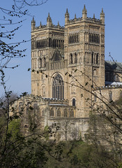 Durham Cathedral west end (Lawrence OP) Tags: durham cathedral towers chapel galilee romanesque stbede