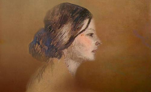 "Las Madeleines escuchando la soleada soledad, descripciones de Henri de Toulouse Lautrec (1889) y Pablo Picasso (1904). • <a style=""font-size:0.8em;"" href=""http://www.flickr.com/photos/30735181@N00/8815705572/"" target=""_blank"">View on Flickr</a>"