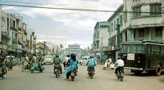 Ng ba Truong T_n B_u - Chi Lang _Photo by HG Waite 1967-68_O (Tan Hiep) Tags: vietnamese waite vietnam 1967 tet bienhoa tetoffensive macv trangbom nguyencaoky advisoryteam98 ductu anxuan hoephoa vuonngo hiephoa