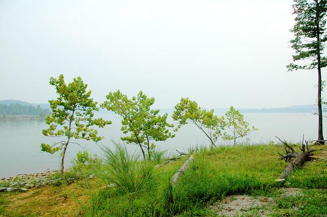 Lake Monroe - August 2005