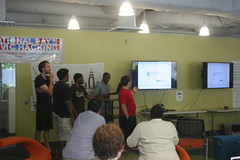 National Day of Civic Hacking (TheExCITeCenter) Tags: excite drexel knightfoundation rhok technicallyphilly ndch excitecenter