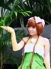 IdolM@ster in Green Atmosphere (yusuf ks) Tags: festival japan indonesia tokyo little cosplay jakarta nippon matsuri jepang blokm idolmster 2013 idolmaster melawai ennichisai