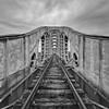 lost bridge (-Isabelle Van Assche-) Tags: abandoned belgium verlaten spoorwegbrug