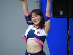 DSCN0776 (Kaminero109) Tags: nikon baseball dragons coolpix chunichi cheer s10 野球 中日 ドラゴンズ ナゴヤドーム チアドラゴンズ