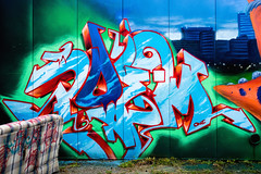 POEM FX Attacks 20 years of Mayhem Houston Graffiti (i-seen-it RubenS) Tags: ny art wall graffiti video mural poem houston years 20 graff fx mayhem attacks kingspoint htx nygraffiti themullet houstongraffiti houtex fxcru streetartistry houstonurbangraffiti