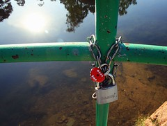 (Namicjo) Tags: travel love canon russia padlock russie padlocks chelyabinsk   lovepadlocks