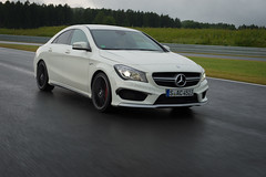 2014 Mercedes-Benz CLA 45 AMG (Driving event) (powerbook.blog) Tags: mercedes mercedesbenz amg cla c117 cla45amg
