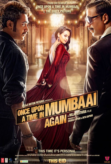 Once Upon A Time In Mumbaai Dobara First Look