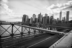NYC downtown (Daniel Hard) Tags: camera newyorkcity usa newyork lens other year streetphotography places brooklynbridge crepuscular leicam 2013 062013 21f34superelmar