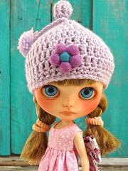 Honeydew modeling hats
