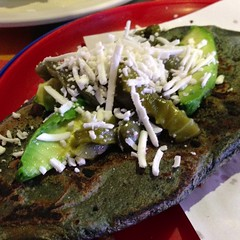 Tlacoyo @ El Portezuelo (Cliovision) Tags: tlacoyo elportezuelo foodspotting foodspotting:place=149796 foodspotting:review=3889171