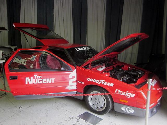 racecar turbo shelby dodge 1989 mopar daytona carlisle carshow carlislepa tednugent scca fwdmopar carlisleallchryslernationals