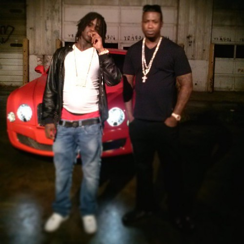 Gucci Mane ft Chief Keef Darker Video Trailer