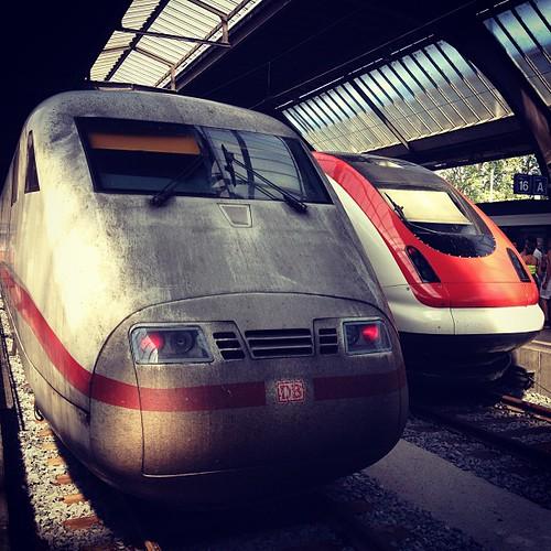 .@DB_Bahn vs. @railservice 0:1