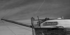 Mona Lisa (C MB 166) Tags: sky haven sailboat port marina germany deutschland boot harbor boat ship harbour urlaub himmel hafen vacancy schiff segelschiff zingst fischland mecklenburgvorpommern sailingboat dars mcpomm gaffelschoner