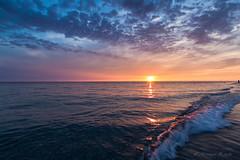 faces of the sky 2 (Giovanni Zanghi) Tags: blue sunset red sea sun canon eos islands mediterranean hour usm efs calabria ef 1022 eolie stromboli lipari lamezia terme 500d isole amantea nocera falerna terinese thyrrenian