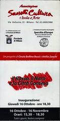 2003-IL ROSSO IL NERO E LA CITTA' CONTESA
