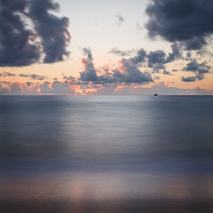 (lemank) Tags: beach sunrise daytimelongexposure 10stopsndfilter bw110neutraldensitynd30filter