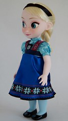 Elsa Toddler 16'' Doll - Frozen - Disney Store Purchase - First Look - Deboxed - Free Standing - Full Right Front View (drj1828) Tags: frozen us toddler doll purchase elsa disneystore firstlook 16inch freestanding 2013 productinformation deboxed
