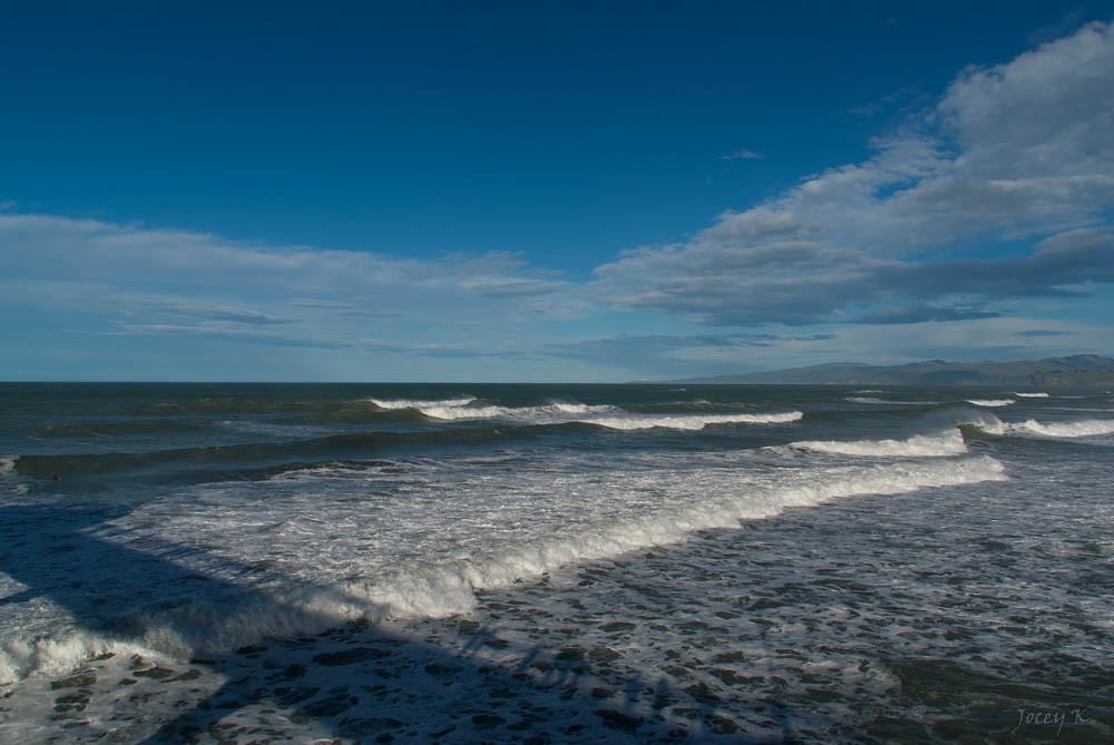Sun, Surf and Sky