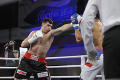 18/05/2014 Week 13 Group B Rafako Hussars Poland vs USA Knockouts (World Series Boxing) Tags: wsb boxing aiba seasonv worldseriesboxing usaknockouts rafakohussarspoland