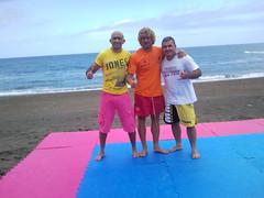 Entreno Libre en La Playa de _Azkorri 15-08-2012