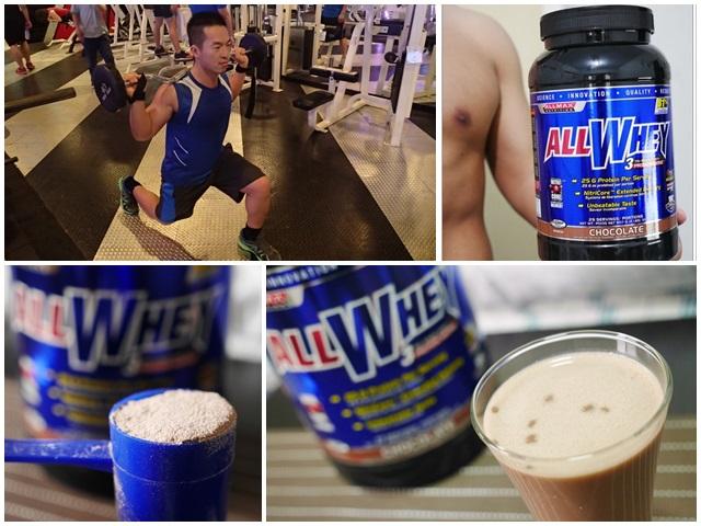 健身健美乳清蛋白allmax肌肉運動營養補充page