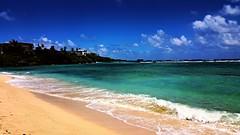 Bikini Beach or Clissolds Beach, Laie Point (aharmer1) Tags: beach point bikini laie laiepoint bikinibeach clissolds clissoldsbeach
