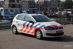 Politie (Canadian Pacific) Tags: auto holland netherlands dutch car amsterdam vw volkswagen automobile north nederland police noord politie automobiel koninkrijkdernederlanden aimg2185