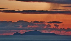 Edge of the World IMG_8766 (Ronnierob) Tags: sunset foula shetlandisles