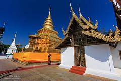 watprathatchomthong_01r (khunkay's gallery) Tags: เชียงใหม่ พระ เจดีย์ จอมทอง บ้านหลวง วัดดพระธาตุศรีจอมทองวรวิหาร วัดพระธาตุเจ้าศรีจอมทอง พระธาตุประจำปีเกิด ปีชวด