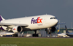 Fed Ex A300, Stansted, 20th May (Dan Elms Photography) Tags: canon aviation may fedex canondslr stansted stanstedairport a300 federalexpress canon100400l civilaviation canon600d canoneos600d danelms talldan76 danelmsphotography
