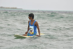 In search of a wave (photographyiru) Tags: island surf tide rip surfing maldives kaafu kguraidhoo