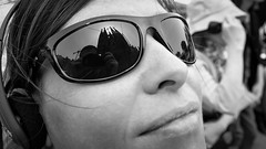 travel blackandwhite bw white black church sunglasses spain women barca gaudi sagradafamilia sonnenbrille spanien