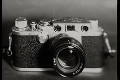 Better lenses than we are photographers (O9k) Tags: analog analogue largeformat sinarp sinarp2 leica iii jupiter8 sovietlens russianlens leitz cameraporn selfdeveloped tabletop stilllife