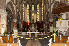 Bokeh (Sunkmanitu tanka) Tags: noordholland nederland zaandam zaanstreek church bonifatius d700 nikon nikor bokeh nikkor