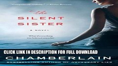 [Read] PDF The Silent Sister: A Novel New Version (cirduril) Tags: read pdf the silent sister a novel new version