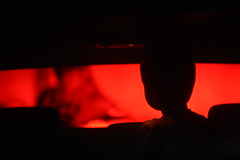 Until The River Runs Red (N A Y E E M) Tags: umar kalam son silhouette red taillight car night atmosphere lawn frontyard home rabiarahmanlane chittagong bangladesh sooc raw unedited untouched unposed availablelight salma nanny bokeh light lulu