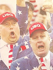 !st & 2nd in the Look-Alike Competition (JayT47) Tags: usa fat jowls stars
