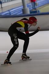 A37W0411 (rieshug 1) Tags: speedskating schaatsen eisschnelllauf skating nkjunioren knsb nkjuniorenallroundafstanden afstanden allround 50010001500massstart demeent alkmaar sportcomplexdemeent juniorenb ladies dames 3000m